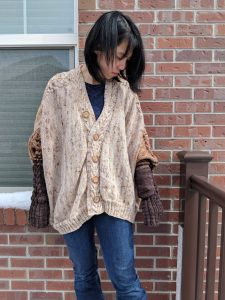 Rose Cardigan by Andrea Mowry