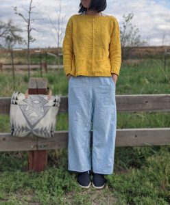 Free-Range Slacks from Sew House Seven