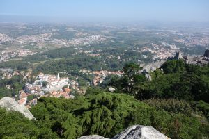 Sintra, Portugal- Day 2: Moorish Castle and National Palace